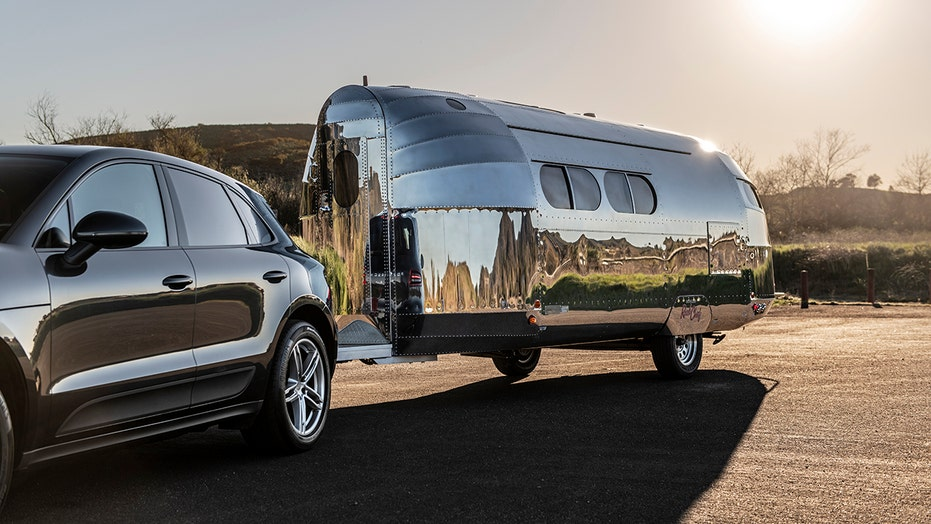 Bowlus Road Chief is this year's Neiman Marcus fantasy car . . . trailer