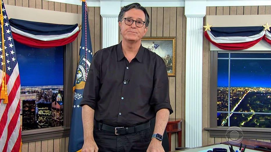 Stephen Colbert diagnosed with benign positional vertigo: 'I just fall down'