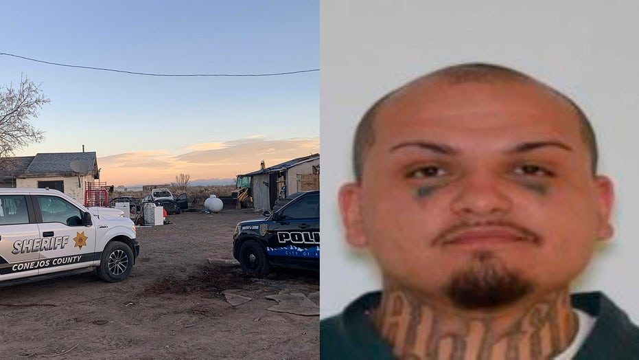 Colorado authorities search for convicted felon nicknamed 'Psycho' after skeletal remains of 3 found