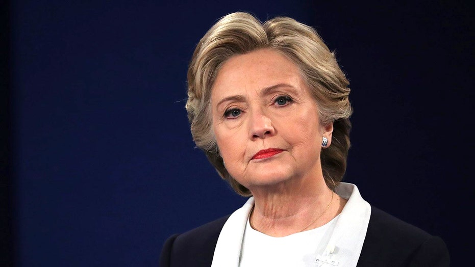 Hillary Clinton defends Biden deputy chief of staff after 'f—ers' comment