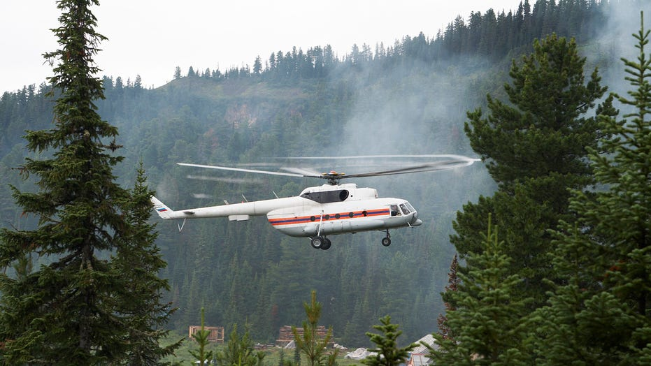 Coast Guard rescues lost Oregon hunter who broke ankle in national forest