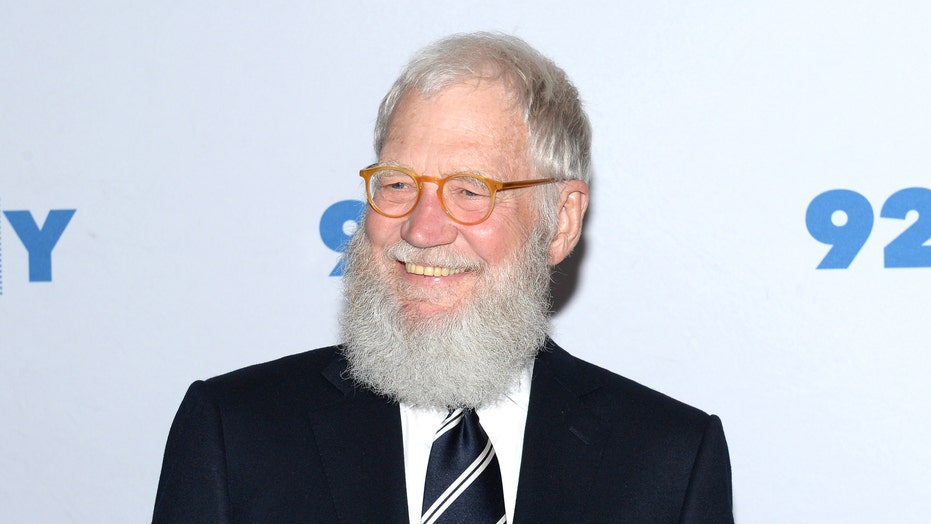 David Letterman thinks Trump will lose election: 'It will be a relief'
