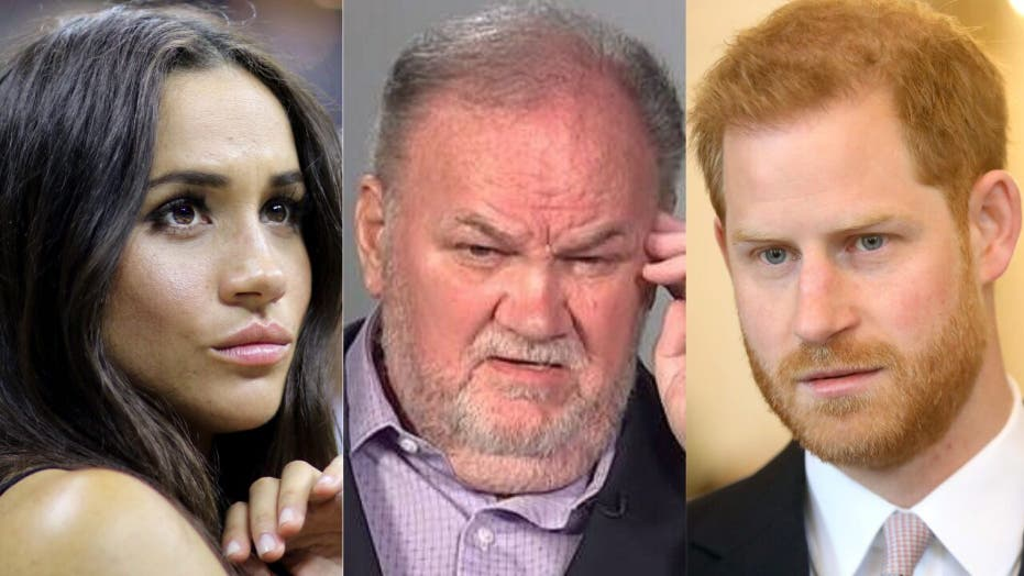 Meghan Markle was advised by senior royals to pen letter to her estranged father: duchess' lawyers