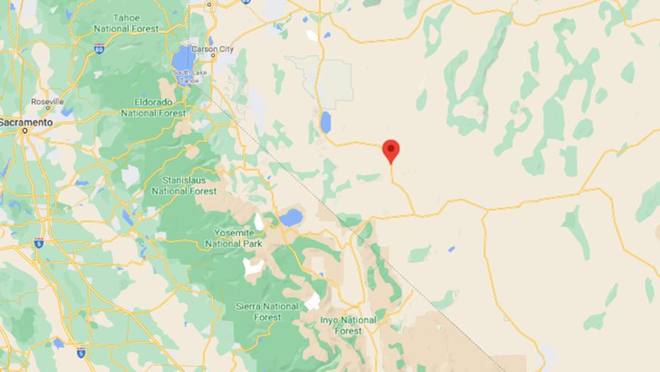 5.5 magnitude quake rattles tremor-prone Nevada