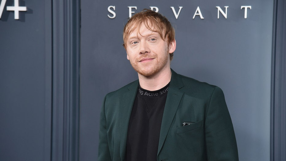 Rupert Grint joins Instagram and shares adorable first photo of infant daughter