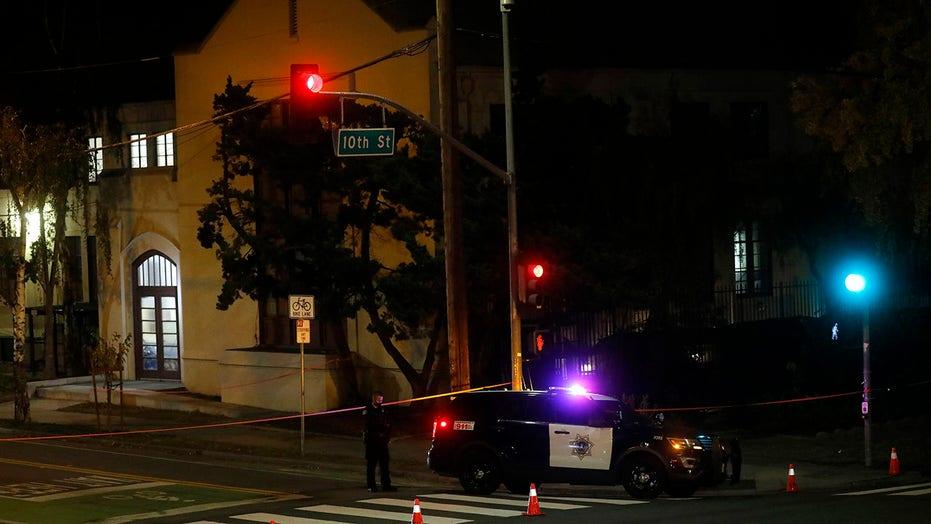 캘리포니아 교회, 용의자 체포 2 살해, 부상당한 다른 사람들