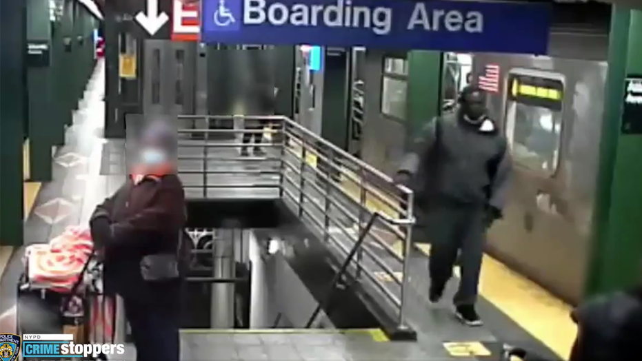NYPD makes arrest in latest 'subway shove' attack