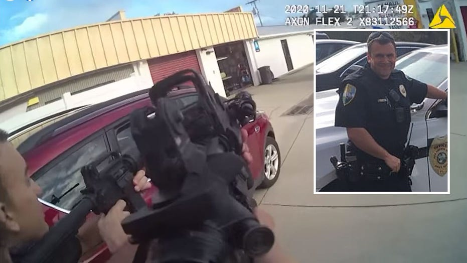 Florida deputies release bodycam video after officer shot, suspect killed during chase