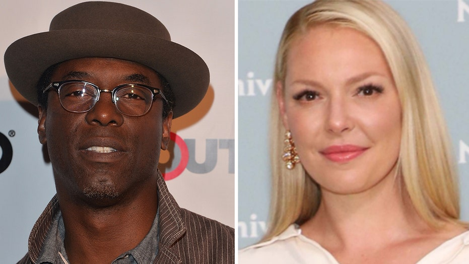 'Grey's Anatomy' star Isaiah Washington reignites feud with former co-star Katherine Heigl