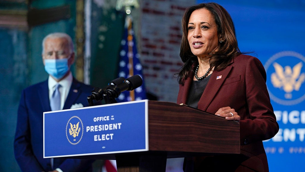 Biden raises concerns with resignation joke in joint interview with Kamala Harris