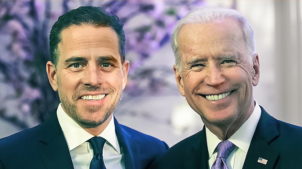 Constitutional scholar stunned by report Joe, Hunter Biden shared bank accounts