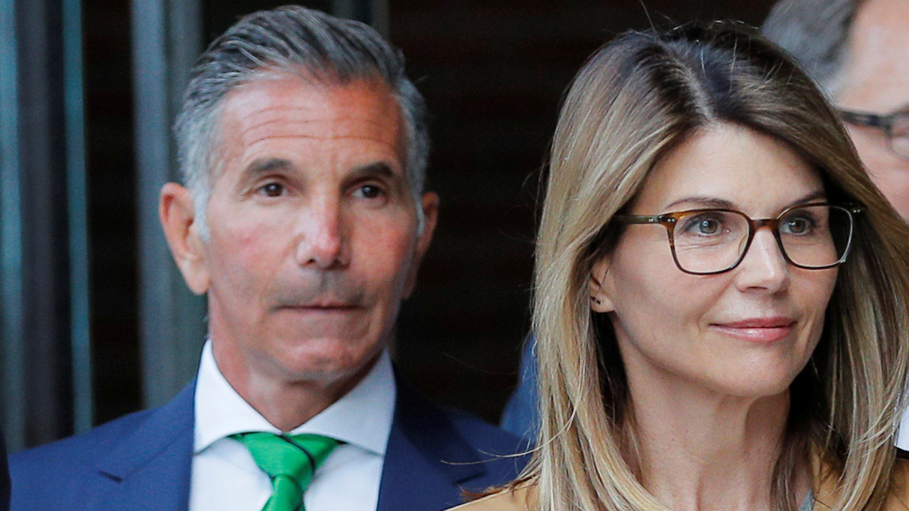 Lori Loughlin's husband Mossimo Giannulli released early from home confinement: report