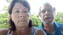 Four Americans 'held captive' in British Virgin Islands released