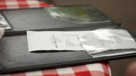 Ohio universities' tipping rivalry spreads to Florida with $2,800 left for restaurant's staff
