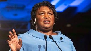 Georgia Gov. Kemp slams Stacey Abrams 'biggest flip-flopper since John Kerry' on Georgia boycotts
