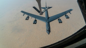 B-52s fly over Persian Gulf as 'complex attacks' from Iran feared, US ready to thwart