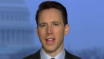 Josh Hawley's 'canceled' book now a bestseller: reports