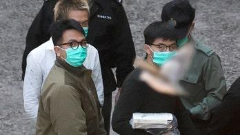 Hong Kong activists Joshua Wong, Agnes Chow jailed
