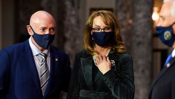 Former astronaut Mark Kelly's swearing-in alters Senate's power dynamics