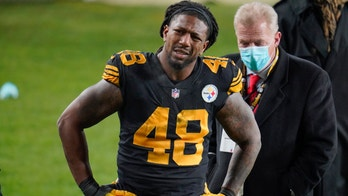 Bud Dupree's injury latest hurdle for unbeaten Steelers