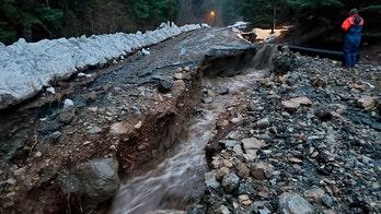 4 people missing in Alaska landslide found safe