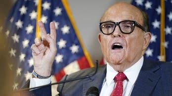 Feds raid Rudy Giuliani apartment in Ukraine investigation