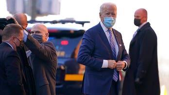 Biden to name his defense secretary choice on Friday