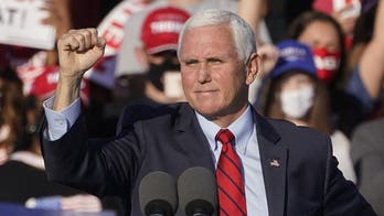 Pence trips spark further 2024 White House race speculation
