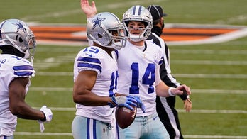 Dalton returns to Cincy, leads Cowboys over Bengals 30-7