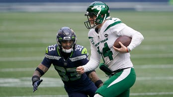 Seahawks' Jamal Adams sets single-season record for most sacks by defensive back in win vs. Jets