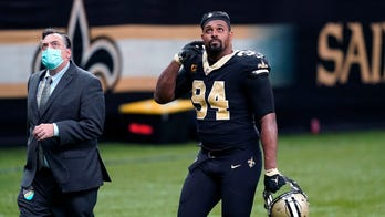 Saints' Cam Jordan on ejection in loss to Chiefs: 'I hurt the squad'
