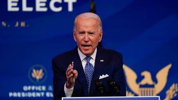 Biden says cyberattack happened on 'Trump's watch when he wasn't watching'
