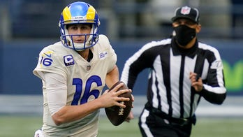Jared Goff to miss Rams' season finale after thumb surgery
