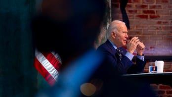 Biden calls transition 'obstruction' by Defense Department irresponsible