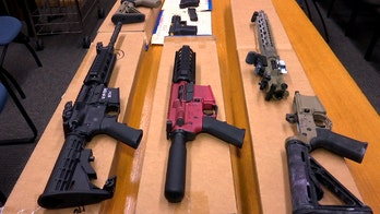 DOJ expected to issue order rule on 'ghost guns' Friday: sources