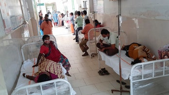 Hundreds sickened by 'mystery' illness in India, at least 1 dead