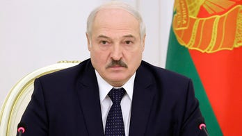 Belarusian Olympic body elects Lukashenko's son as leader