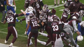 Mississippi State, Tulsa end Armed Forces Bowl with major brawl