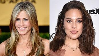 Jennifer Aniston, Ashley Graham's friendship began over Instagram DMs, model reveals
