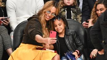 Beyonce's daughter Blue Ivy is officially a Grammy nominee at age 8