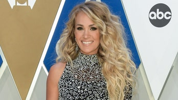 Carrie Underwood says she found a 'sense of peace' in quarantine