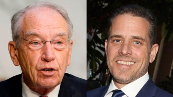 Grassley claims media 'chose to dismiss' Hunter Biden probe: 'I think it's outrageous'