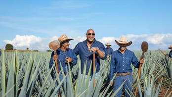 Dwayne Johnson's tequila brand breaks sale records: 'The tequila of the people'