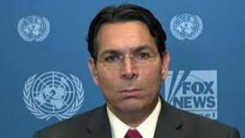 Ex-Israeli UN Ambassador Danon on what a Biden administration means for Middle East peace
