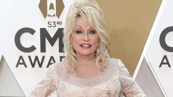Dolly Parton jokes she and husband Carl Dean are 'sick' of each other after being married for 54 years