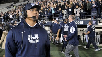 Utah State players opt out of final game after school official's alleged remark about interim coach