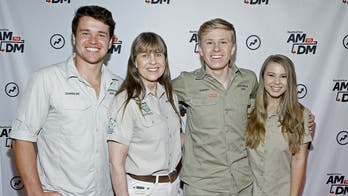 Terri Irwin says Steve Irwin would be 'beyond proud' after daughter Bindi welcomes first child