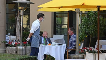 Judge rules LA County must show cause for ban on outdoor dining