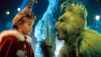 'The Grinch' star Taylor Momsen recalls working with Jim Carrey 20 years later