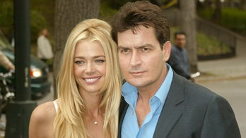 Denise Richards recalls her 'public divorce' from Charlie Sheen: 'That was a hard thing for me to go through'